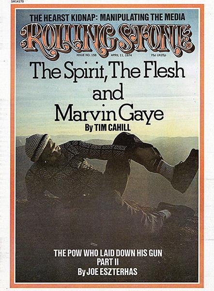 Rolling Stone #158 Apr 11 1974