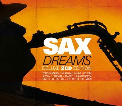 Jurek Główczewski sax-dreams-2-cd