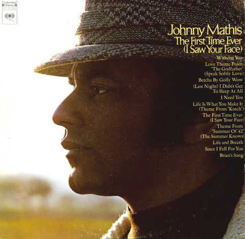 Johnny Mathis - KC 31342