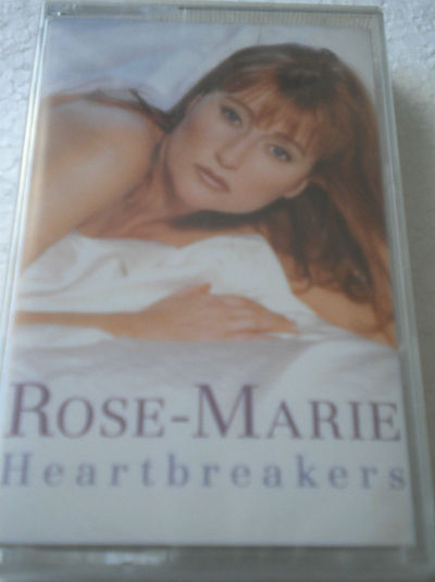Rose-Marie - Heartbreakers cass