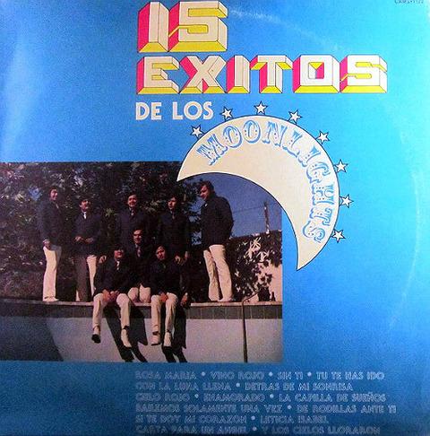 Los Moonlights - CAMS-1179