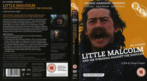 Little Malcolm dvd