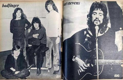 Muziek Expres #182 (February 1971)