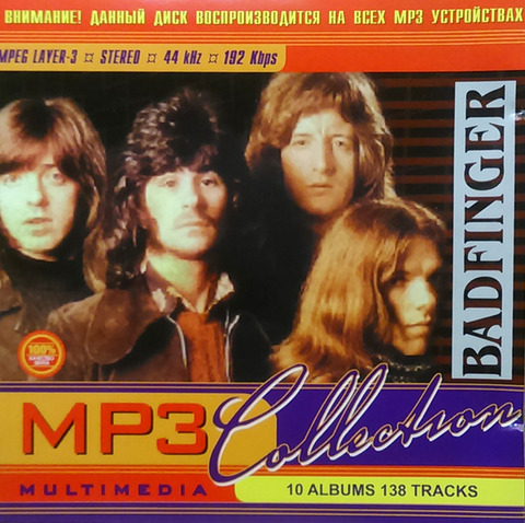 Badfinger ‎- MP3 Collection