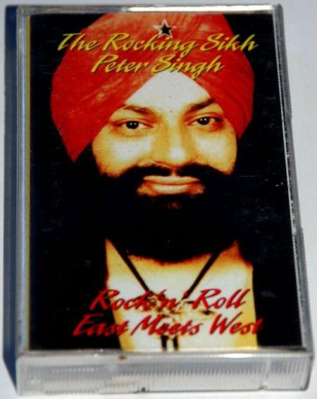 Peter Singh - East Meets West cass 1