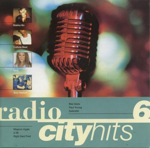 Chilly White and Kenny Peach - Radio City Hits 6 (1993)