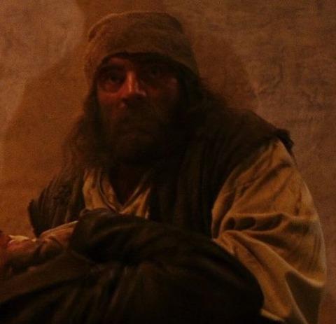 Pat Roach - Giant Sherpa Indiana Jones