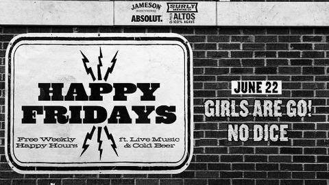 No Dice (June 22, 2018 ) High Noon Saloon, Madison, Wisconsin