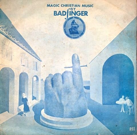 Badfinger Magic Christian Music Korea EU 255 a