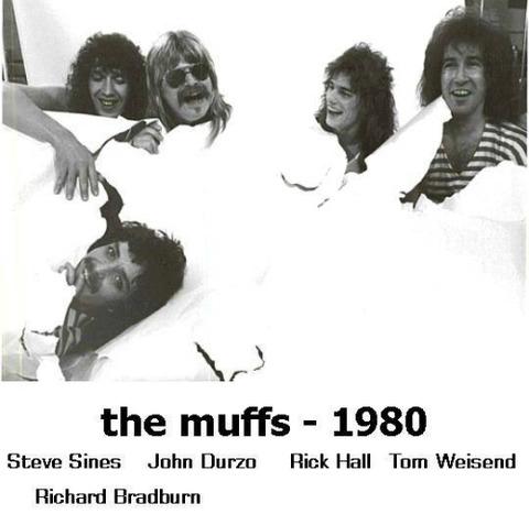 The Muffs 1980