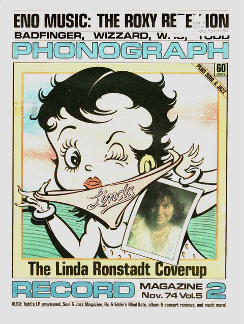 Phonograph Record Magazine (November 1974)