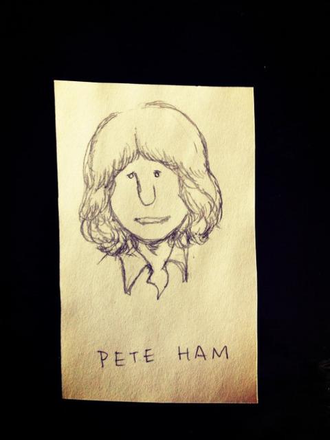 Samia Astow - Happy Birthday Pete Ham