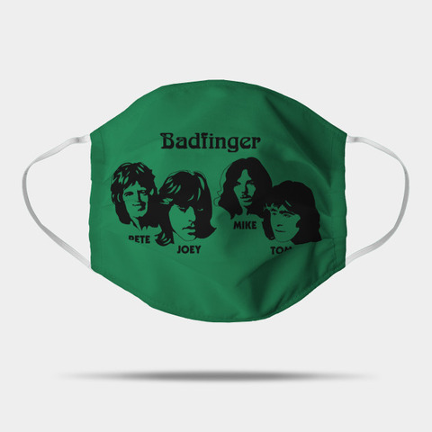 YesteryearGraphics - Badfinger Tribute Mask b