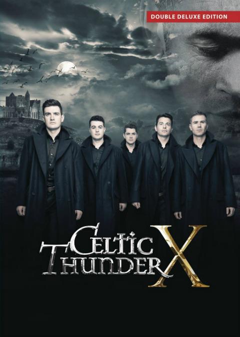Celtic Thunder X DVD