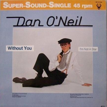 Dan O'Neil - Without You 12''