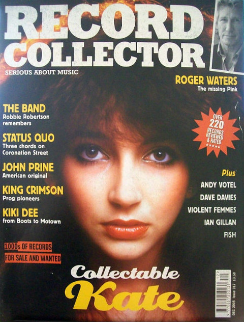 Record Collector #317 Dec 2005 cover