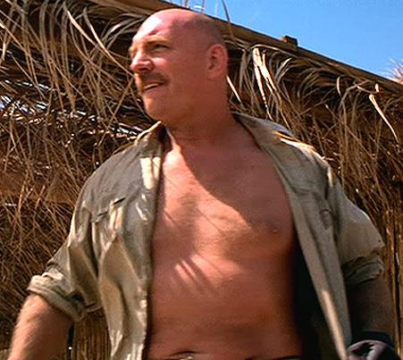 Pat Roach - German Mechanic Indiana Jones
