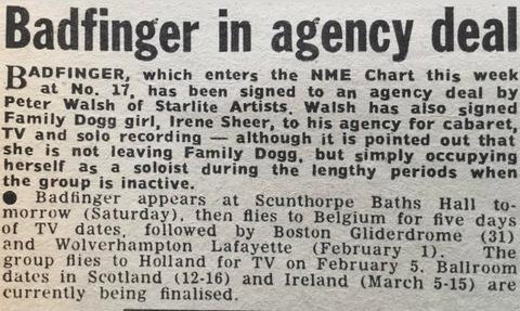 NME (January 17, 1970) b