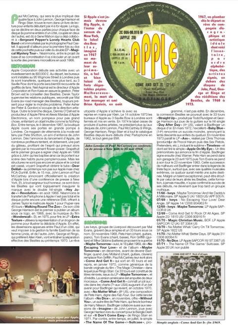 Jukebox 203 April 2004