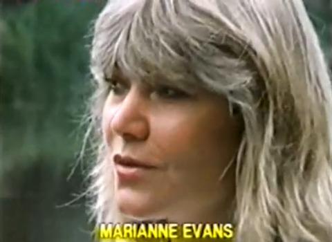 Marianne Evans wiwo