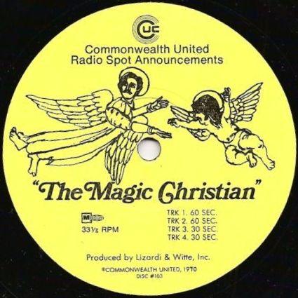 The Magic Christian Radio Spot 1970