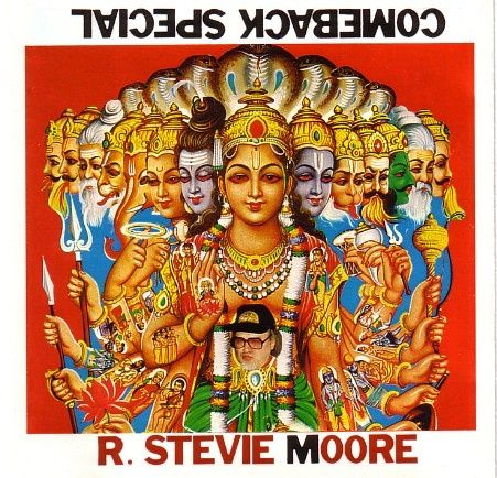 Stevie Moore - Comeback Special (1998)