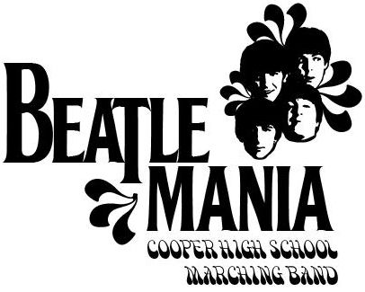 Beatle Mania Cooper High Shool Marching Band 2012