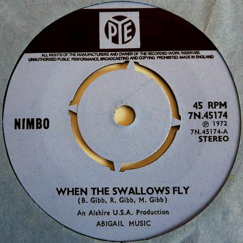Nimbo When The Swallows Fly