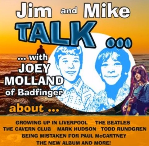Jim and Mike TALK MUSIC Joey Molland