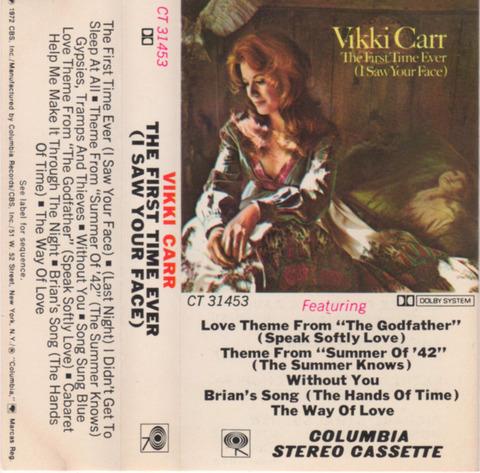 Vikki Carr - CT 31453