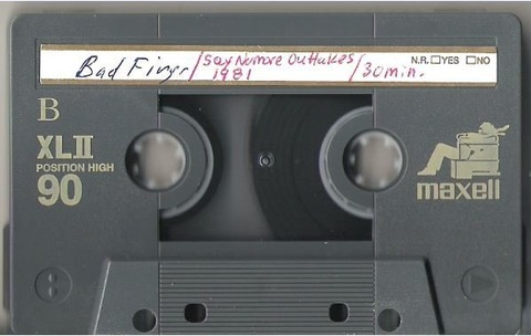 Badfinger - Say No More Outtakes 1981  Live + Rare Cassette