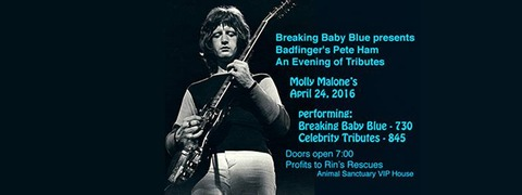 Badfinger's Pete Ham An Evening of Tributes (Apr 24, 2016)