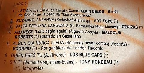 Tony Rondeau - Para Toda La Gente Vol 2 back