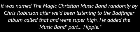 The Magic Christian Music Band