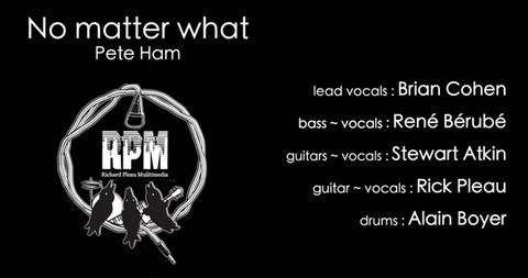 Studio RPM - No Matter What