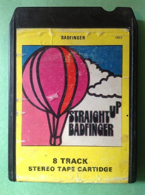 8-Track Straight Up MVC