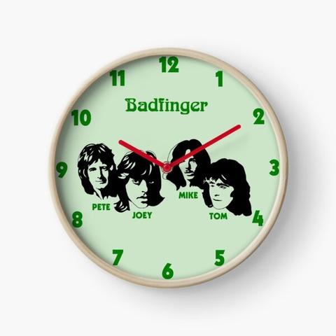 Tribute Clock