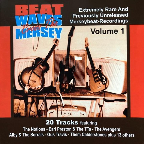 Beat Waves 'Cross The Mersey vol 1 a