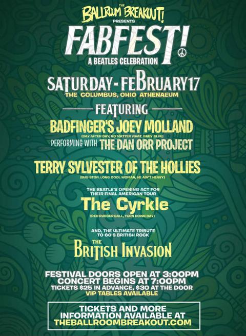 Fab Fest A Beatles Celebration (Feb 17, 2018)