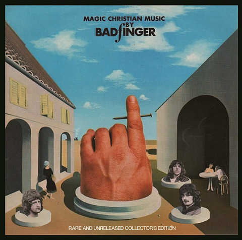 Badfinger - Magic Christian Music Rare and Unreleased BFP104CDR