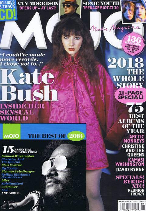 Mojo (January 2019) cover