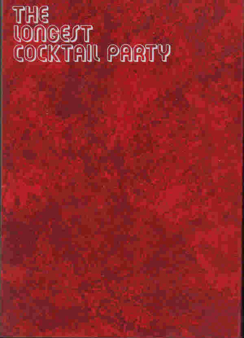 Richard Dilello - The Longest Cocktail Party 1974 JPN b