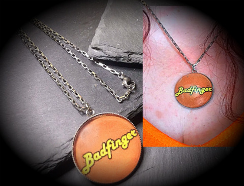 Badfinger Necklace Pendant