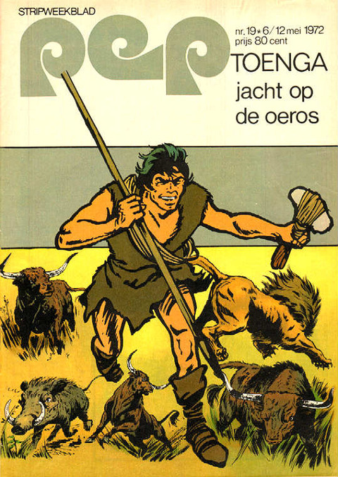 PEP 1972 #19 cover