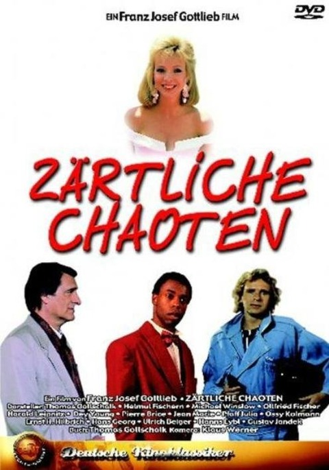 Zärtliche Chaoten DVD