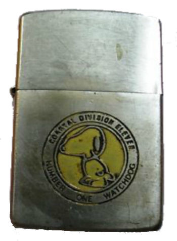 Zippo Lighter Number One Watchdog-Snoopy