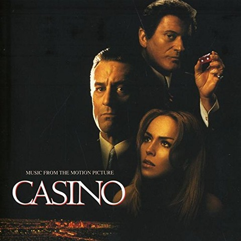 Casino (Music from the Motion Picture) CD