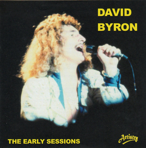 David Byron Early vol 1