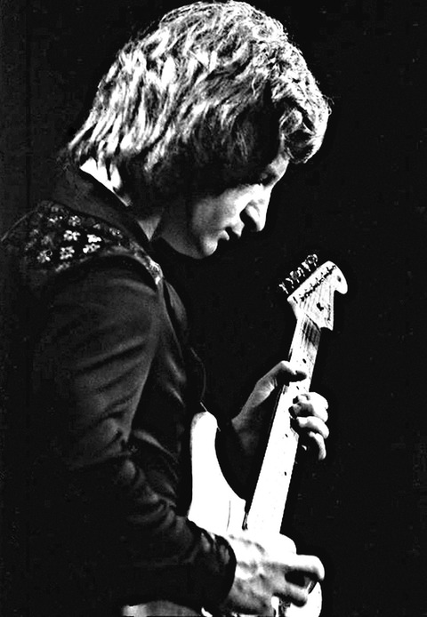 Peter William Ham Badfinger 13 X 19 inch a