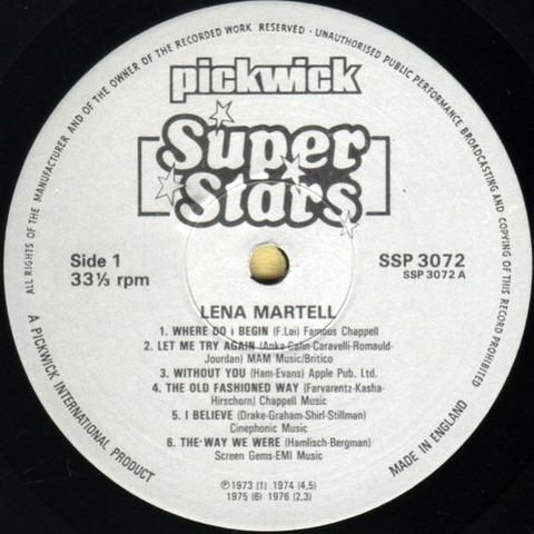 Lena Martell - SSP 3072 r1
